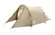 Vaude Campo Arco tente tunnel 3P beige/vert